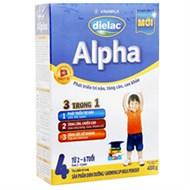 Dielac Alpha 4