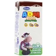 Sữa dinh dưỡng tiệt trùng ADM Gold hương Socola hộp 180ml
