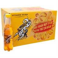 Nước tăng lực Sting vàng chai 330ml (thùng 24 chai)