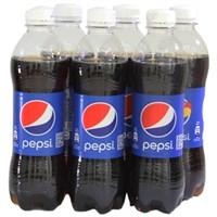 Nước ngọt Pepsi chai 390ml (lốc 6 chai)