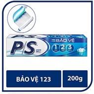Kem đánh răng P/S bảo vệ 123 200g