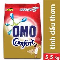 Bột giặt Omo Comfort Tinh dầu thơm 5.5kg