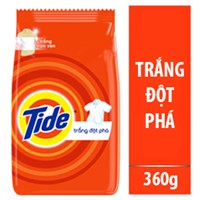 Bột giặt Tide trắng đột phá 360g