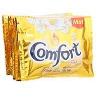 Nước xả Comfort Tinh dầu thơm Tinh tế gói 21ml (dây 10 gói)