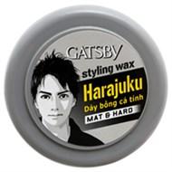 Wax Gastby