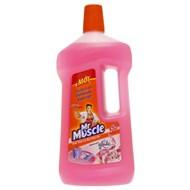 Nước lau sàn Mr Muscle hương cỏ hoa chai 1 lít