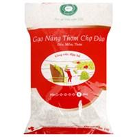 Gạo Nàng thơm chợ đào Minh Tâm 5kg
