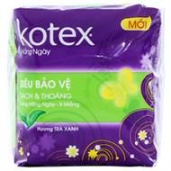 BVS hàng ngày Kotex siêu bảo vệ 8 miếng