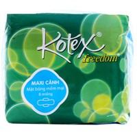 Băng vệ sinh Kotex Freedom có cánh 8 miếng