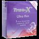 Bao cao su True-X Ultra Thin 52mm (hộp 3 cái)