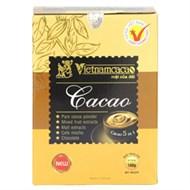 Cà phê cacao Việt Nam cacao 160g