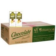 Cacao sữa vani VietnamCacao hộp 180ml (thùng 48 hộp)