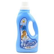 Nước xả Netsoft hương Biển Xanh chai 1 lít