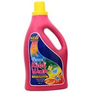 Nước giặt xả Pureen chống khuẩn kid chai 2 lít