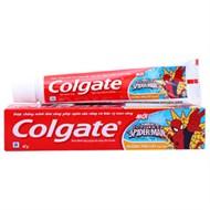Kem đánh răng cho bé Colgate Spider-Man ngừa sâu răng