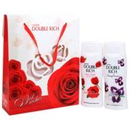 Hộp quà Sữa tắm Double Rich 200g (2 món)