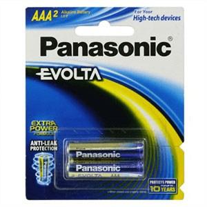 Pin AAA Panasonic Evotal LR03EG/2B-V (2 viên)