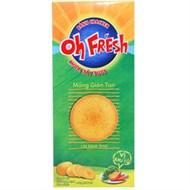 Bánh khoai tây Oh Fresh vị Rau hộp 192g