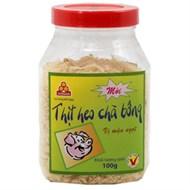 Chà bông heo vị mặn ngọt Vissan 100g (hũ)