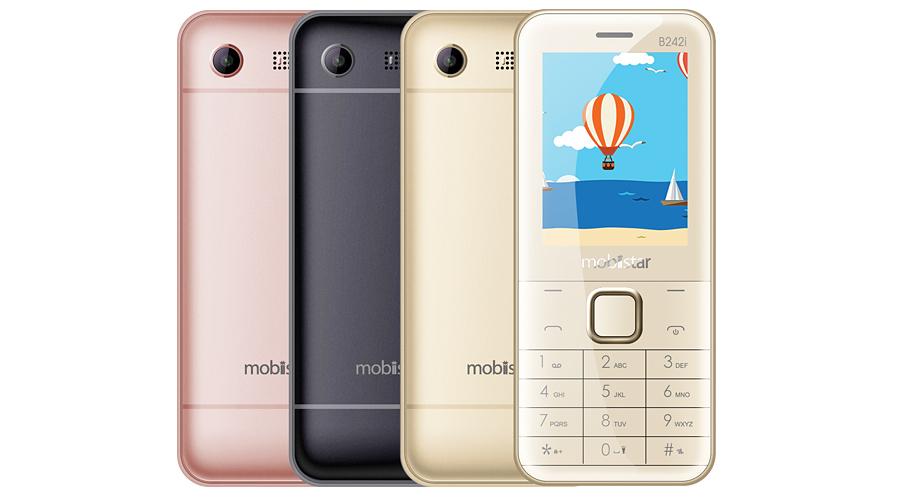 290k - Điện thoại Mobiistar B242i 2 sim chính hãng giá sỉ và lẻ rẻ nhất