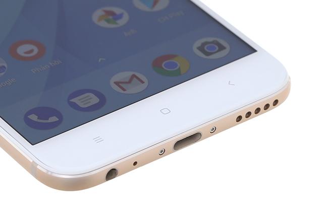 Phần viền dưới của Xiaomi Mi A1 32GB