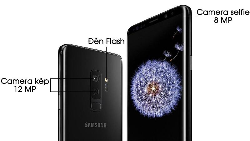 Camera Samsung Galaxy S9 Plus 64GB - Thegioididong.com