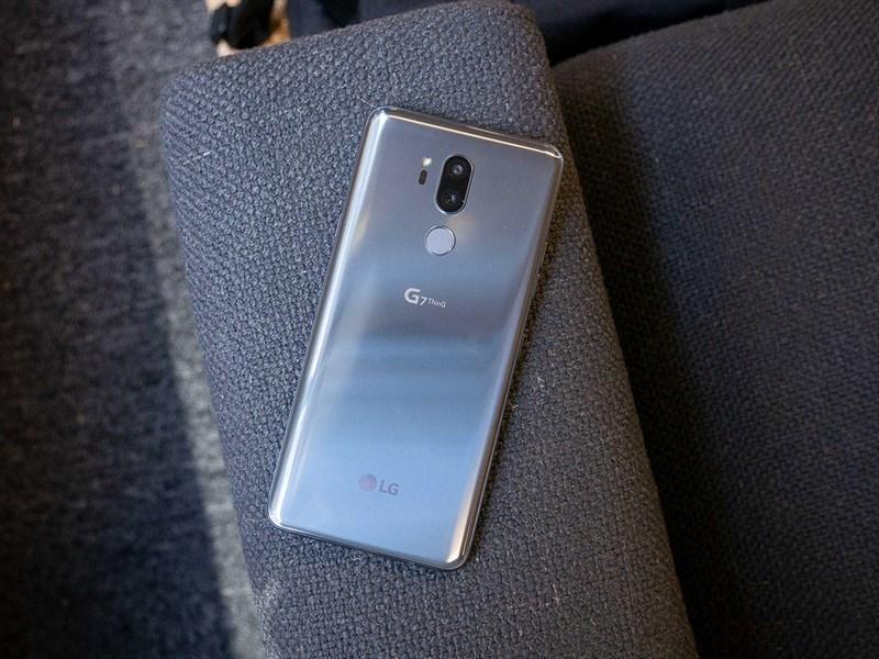 Nhiều tính năng hấp dẫn chỉ có duy nhất trên LG G7 ThinQ