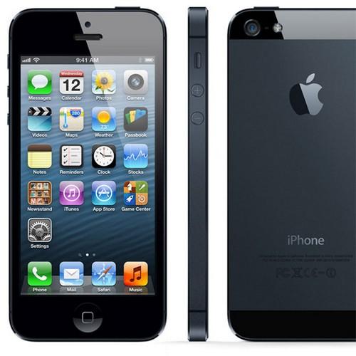 kích thước iPhone 5