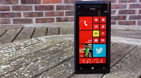 HTC 8X Display