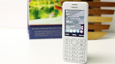 Nokia 206 Design