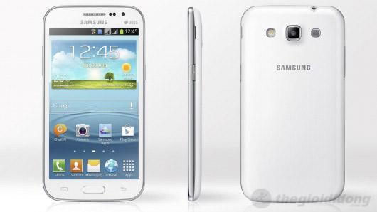 Thiết kế bắt mắt của Samsung Galaxy Win I8552