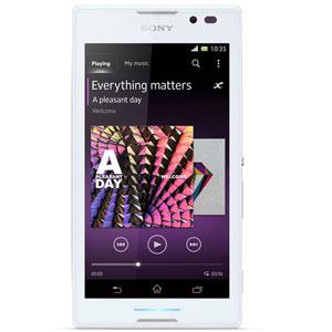 Điện thoại Sony Xperia C C2305