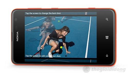 Chụp ảnh chuyên nghiệp với ứng dụng Nokia Smart Camera