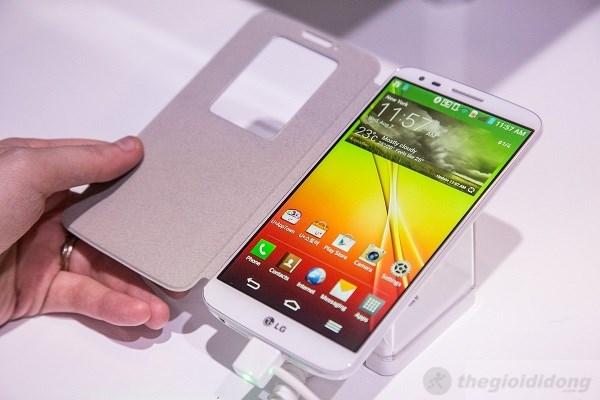 LG G2 có màn hình siêu nét, siêu sáng
