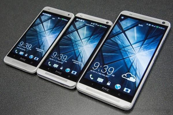 HTC One Max đọ dáng bên One và One Mini