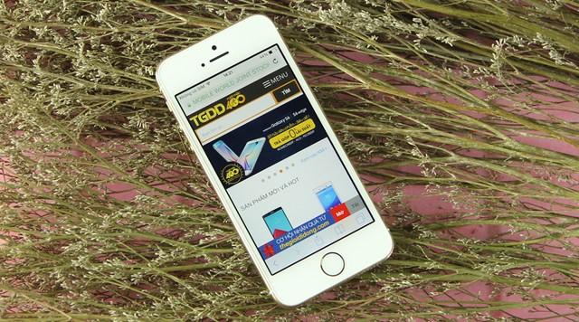 iPhone 5S - bản nâng cấp đáng giá của iPhone 5S
