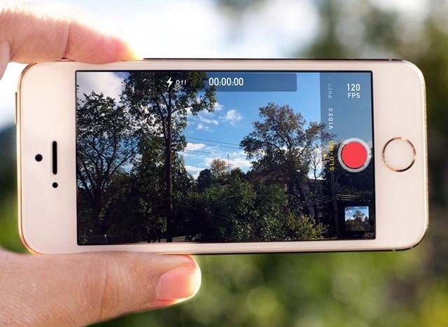 Iphone 5S cho ra bức ảnh với màu sắc tự nhiên hơn, thể hiện chân thực hơn, không bị nhợt hay sai màu