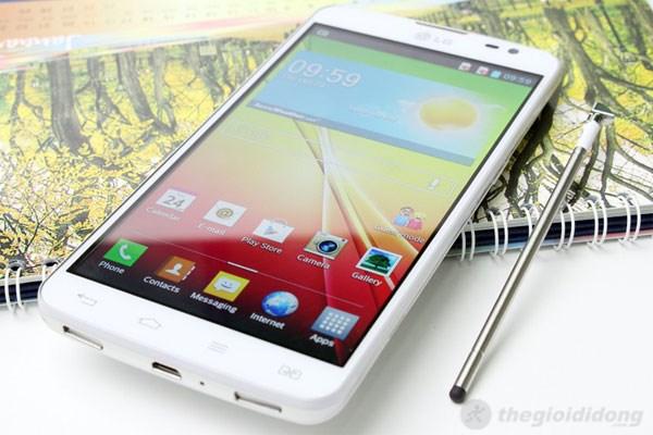 LG G Pro Lite Dual - Phiên bản mini sử dụng 2 sim 2 sóng