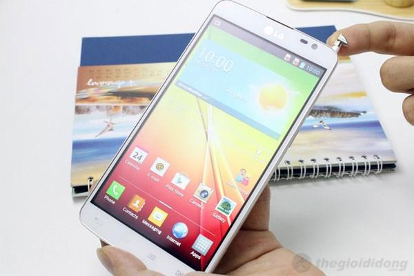 LG G Pro Lite mang đến những trải nghiệm đa nhiệm thú vị