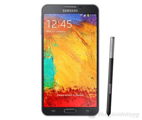 Samsung Galaxy Note 3 Neo - Đẹp và mạnh mẽ