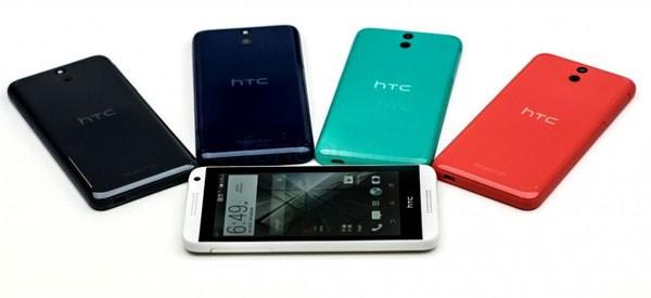 HTC610đa dạng màu sắc