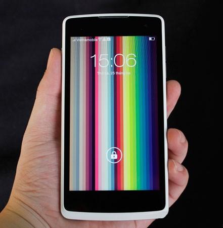 Oppo Yoyo điện thoại chip lõi tứ giá rẻ