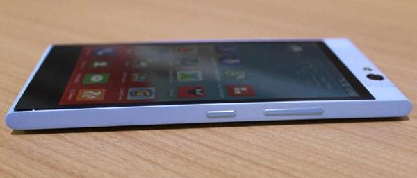 Gionee Elife E7 Mini smartphone nguyên khối