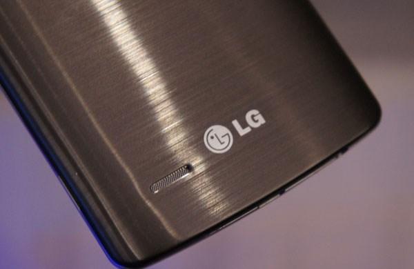 LG G3 rear key