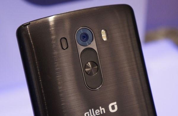 LG G3 camera 13MP, ổn định hình ảnh OIS+, lấy nét laser, flash kép