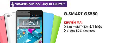 Q-Smart QS550