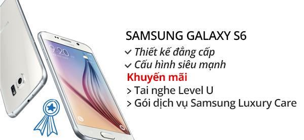 Điện thoại di động Samsung Galaxy S6 32GB