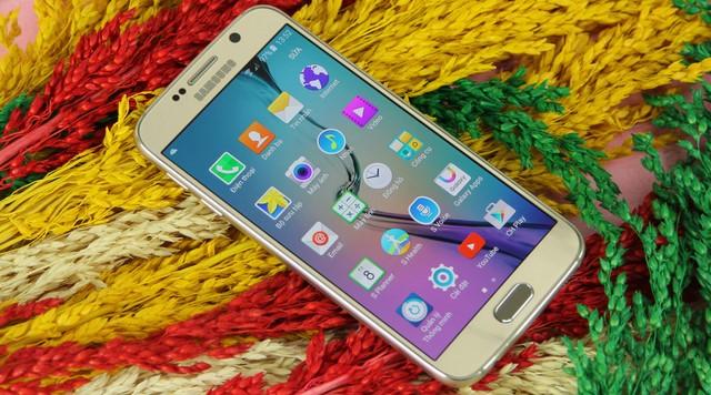 Galaxy S6 là bản nâng cấp toàn diện của Galaxy về thiết kế cũng như hiệu năng.
