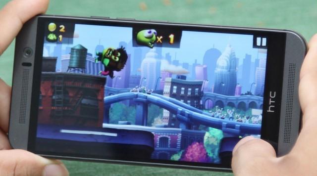 Bộ vi xử lý Snapdragon 810, dung lượng Ram 3GB cùng hệ điều hàn Android 5.0