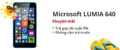 Điện thoại di động Microsoft Lumia 640